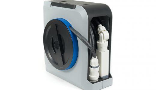 タカギ、ホースリールNANO NEXTと洗濯機用分水栓を買ってみた!潅水が便利になりました!